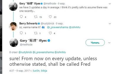 Gary Illyes об алгоритме Fred