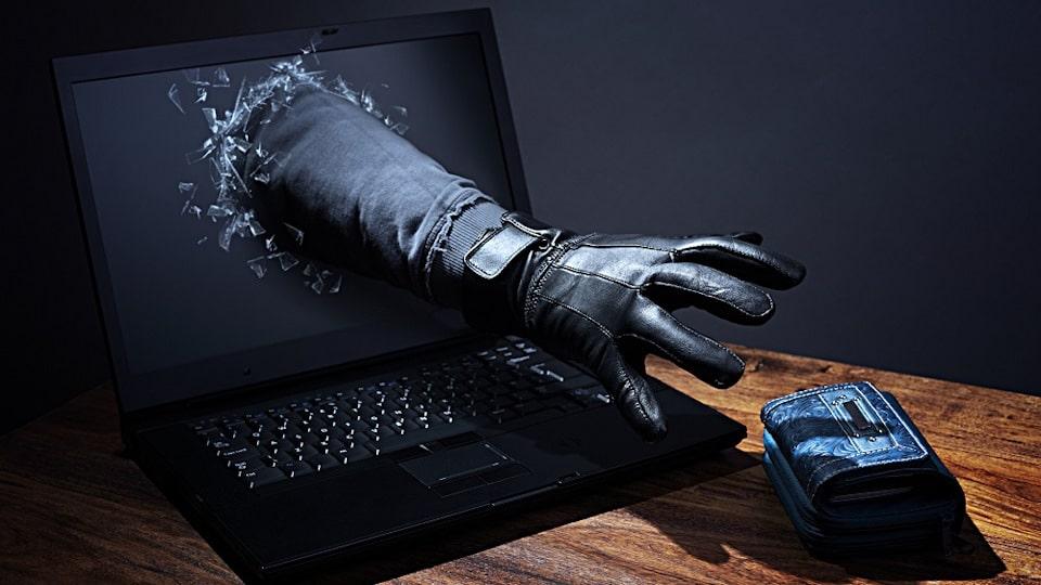 Финансовое мошенничество в интернет